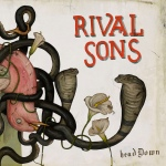 Rival Sons - Head Down cover