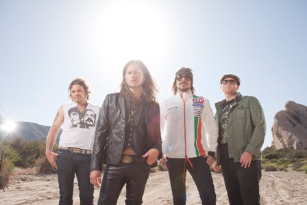 Rival Sons line-up