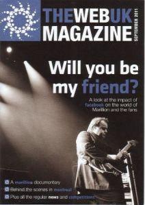 The Web UK Magazine - Lyric Day edition